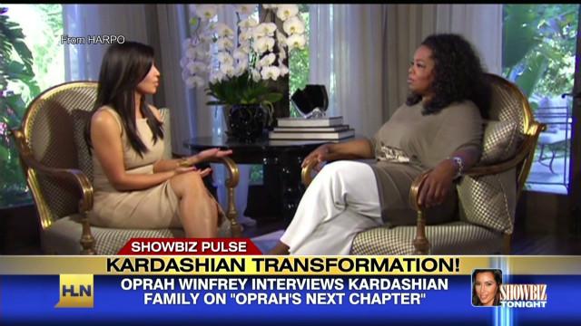 2012: Kim Kardashian opens up to Winfrey