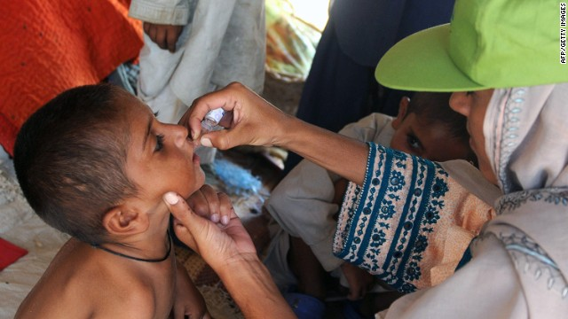 UNICEF: Polio activities suspended