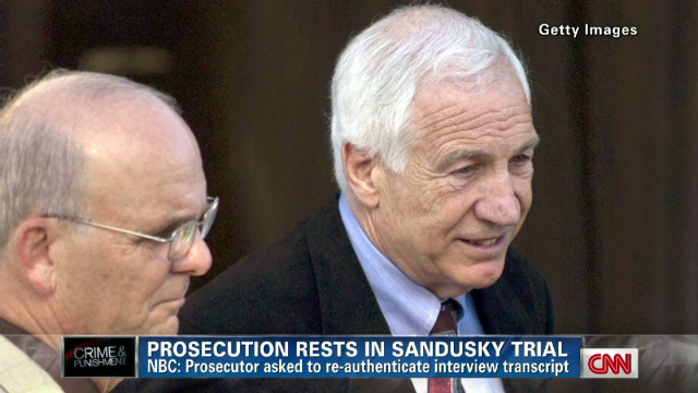 Sandusky witnesses testify about showers