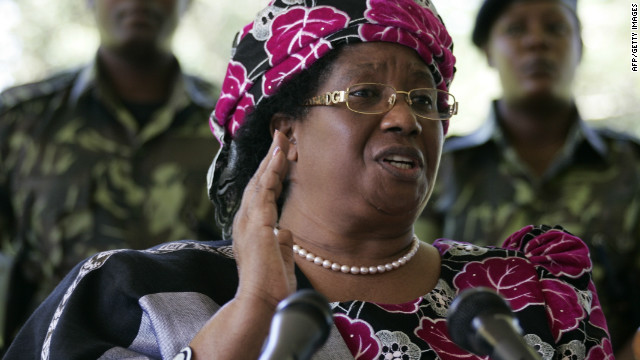 Since taking power, Joyce Banda has pledged to improve relations with international donors.