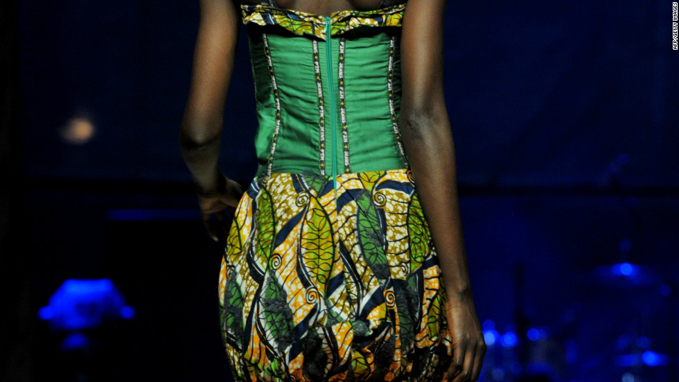 Senegalese designer Maguette Gueye reimagines traditional African fashion.