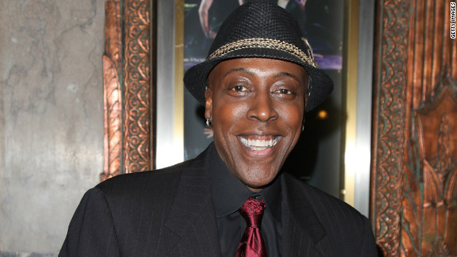 Arsenio Hall attends the opening night of 'Chicago' at the Pantages Theatre on April 21, 2010 in Hollywood, California.