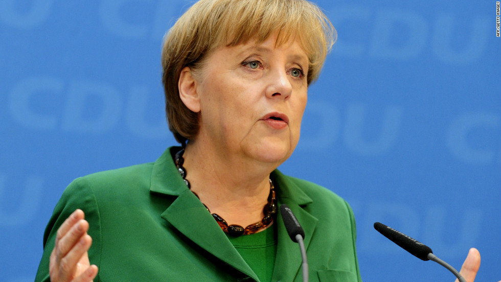Germany's chancellor Angela Merkel has adopted a tough stance over Greek debt as the Eurozone crisis has unfolded.