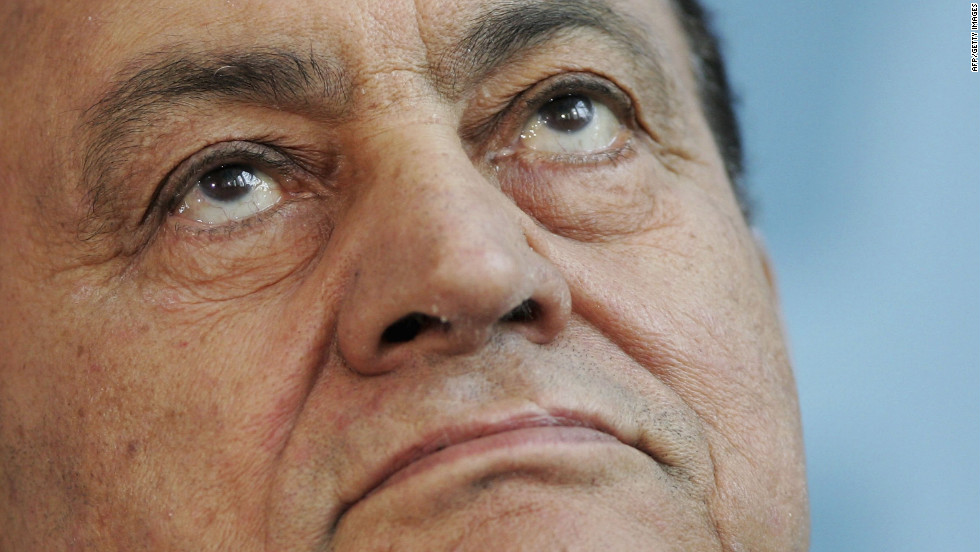 Former Egyptian President Hosni Mubarak has been held since he stepped down during the country's uprising in 2011. He was convicted in 2012 on charges of inciting violence against protesters and was sentenced to life in prison. But Mubarak appealed, and a retrial was granted.