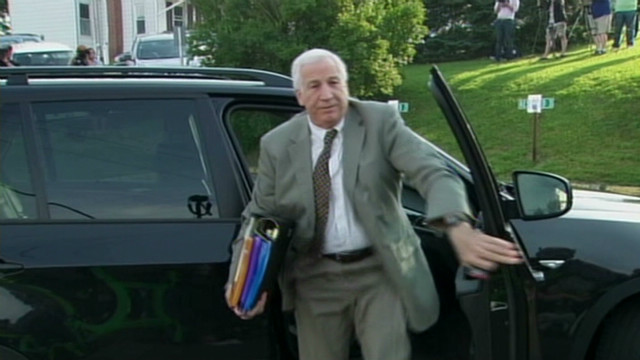 Sandusky witness: Can't believe abuse