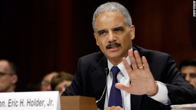 Committee recommends contempt for Holder