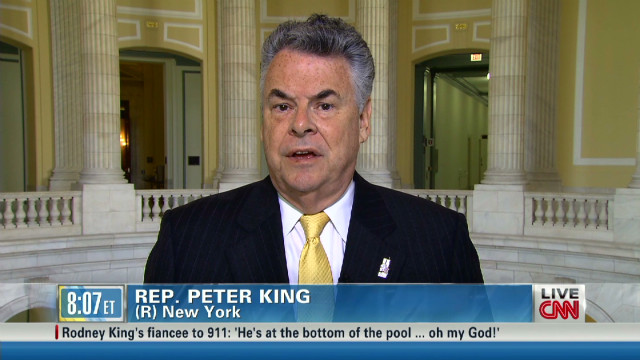 King: Holder appears to be holding back
