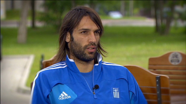 Samaras on Greece's Euro 2012 dream