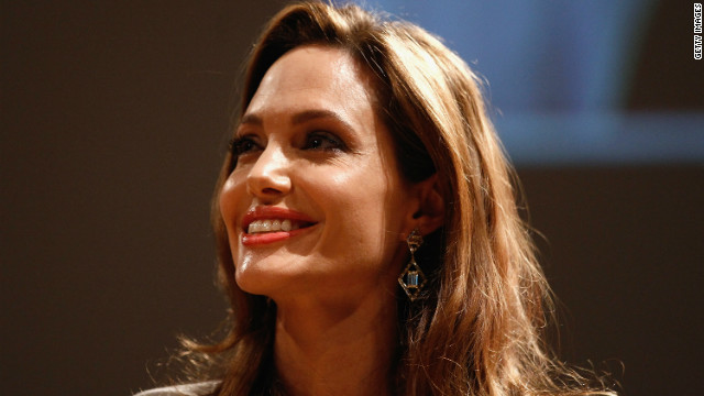 Jolie: We are all Malala