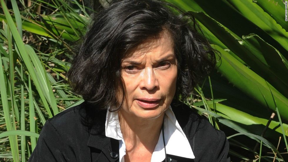"Environmental campaigner, Bianca Jagger has joined forces with the International Union for Conservation of Nature to urge people to ""Plant a Pledge"" -- an online campaign urging governments and businesses to meet the Bonn Challenge, which aims to restore 150 million hectares of degraded land worldwide."