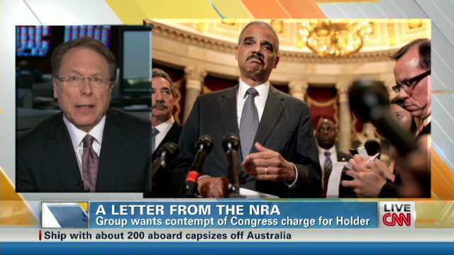 Lapierre: We want 'Fast & Furious' truth