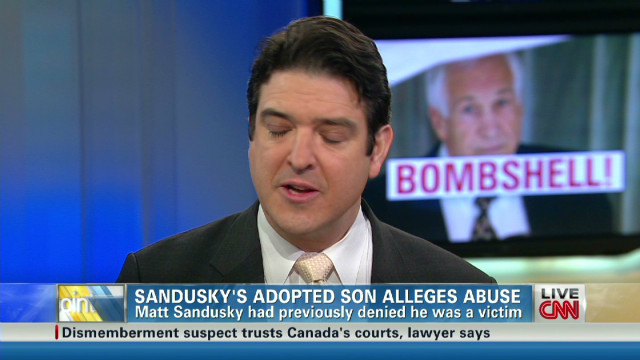 Did Jerry Sandusky molest his son?