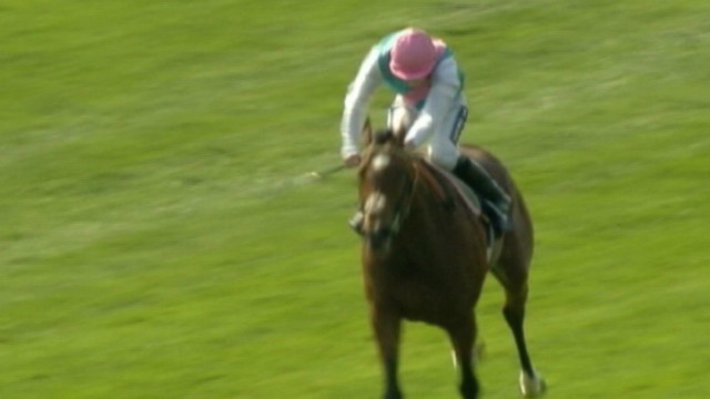 Is Frankel the greatest racehorse ever?
