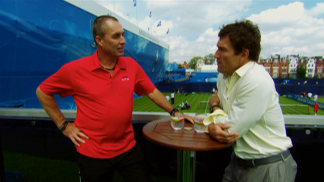 Cash vs. Lendl: 25 years later