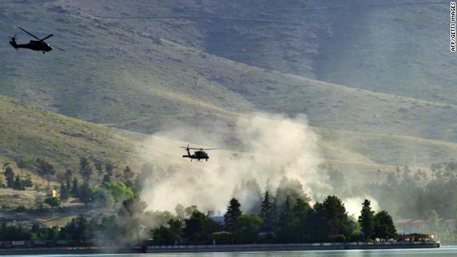 Afghan hotel siege ends