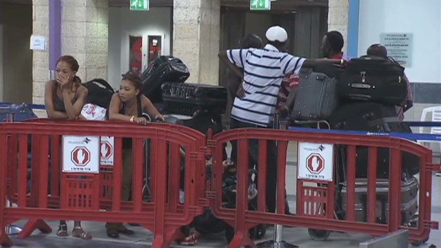 African migrants fear Israeli deportation