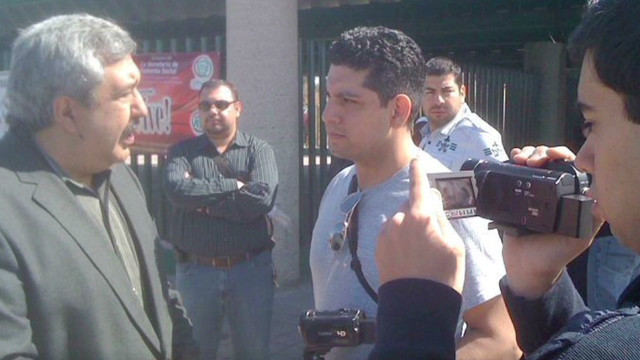 Danger for Mexican journalists