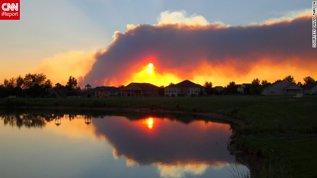 Colorado's wildfire has swelled to 75,500 acres.