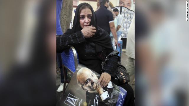 Egypt's election divides Arab world