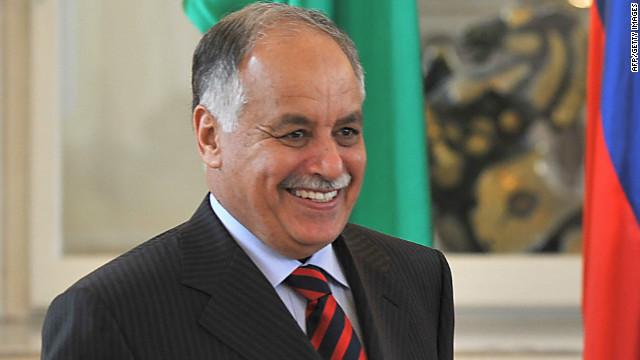 Al-Baghdadi al-Mahmoudi, Libya's most recent prime minister under the Gadhafi regime, is in Libyan custody.