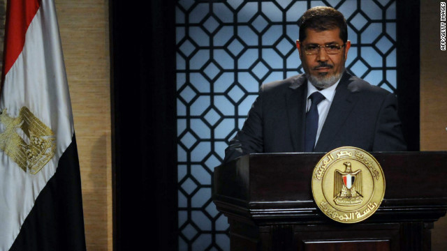Morsi distancing from Muslim Brotherhood