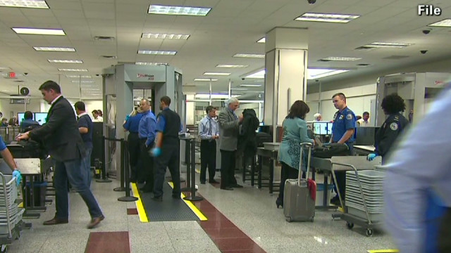Get Real! TSA metal detector fail