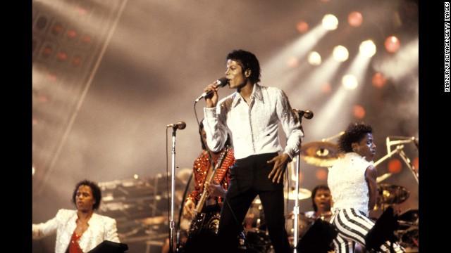 Michael Jackson (Photo by KMazur/WireImage) circa 1990