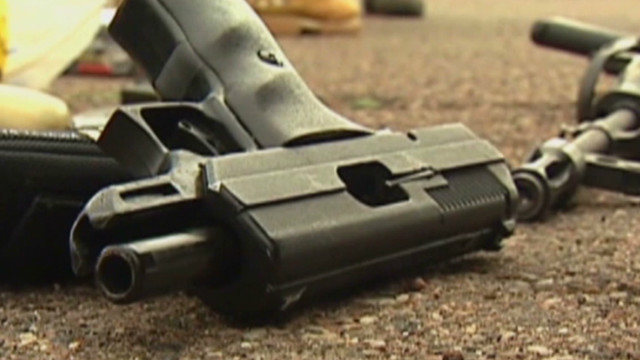 Justice program allowed guns into Mexico