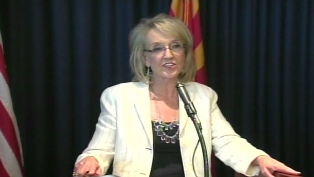 Ariz. Gov. Brewer: This is not the end