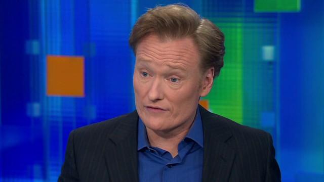 O'Brien: I don't do many interviews