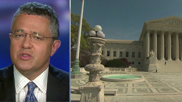 Toobin: I have sympathy for AZ officers