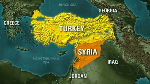 Turkey says Syria fired at second plane