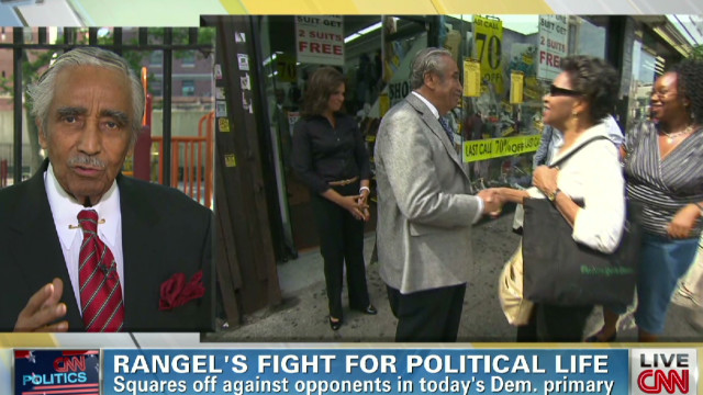Rangel: 'Fired up, ready to fight'
