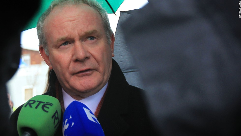 Martin McGuinness, once a commander in the Irish Republican Army, has resigned as Northern Ireland's Deputy First Minister