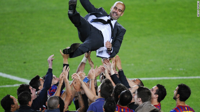 Pep Guardiola: The race for iconic coach's signature