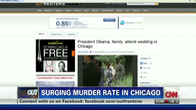 Should Obama get involved in Chicago?