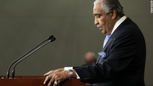 Rangel: Tea party acts like Confederates