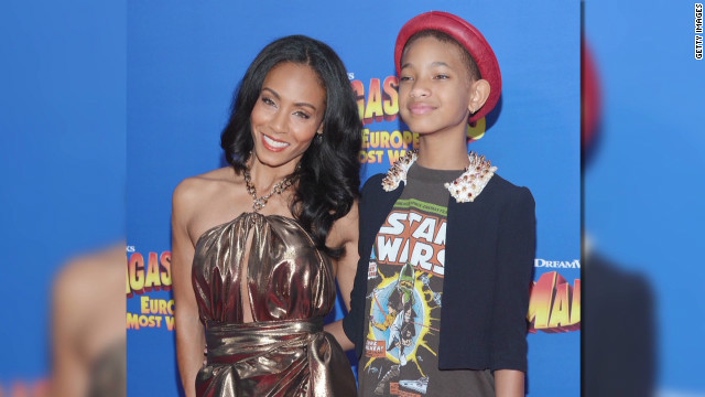 Jada Pinkett Smith takes on trafficking
