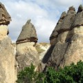 27 places fairy chimneys turkey