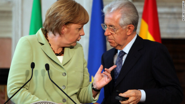 Can European leaders solve debt crisis?
