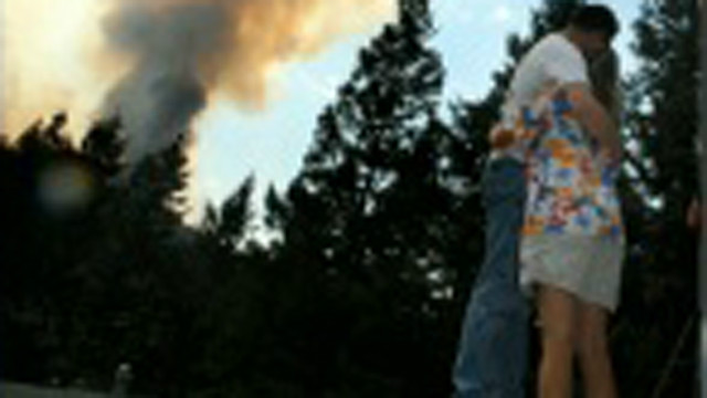 Becky Schormann on the difficulty of evacuating from the Colorado wildfires.