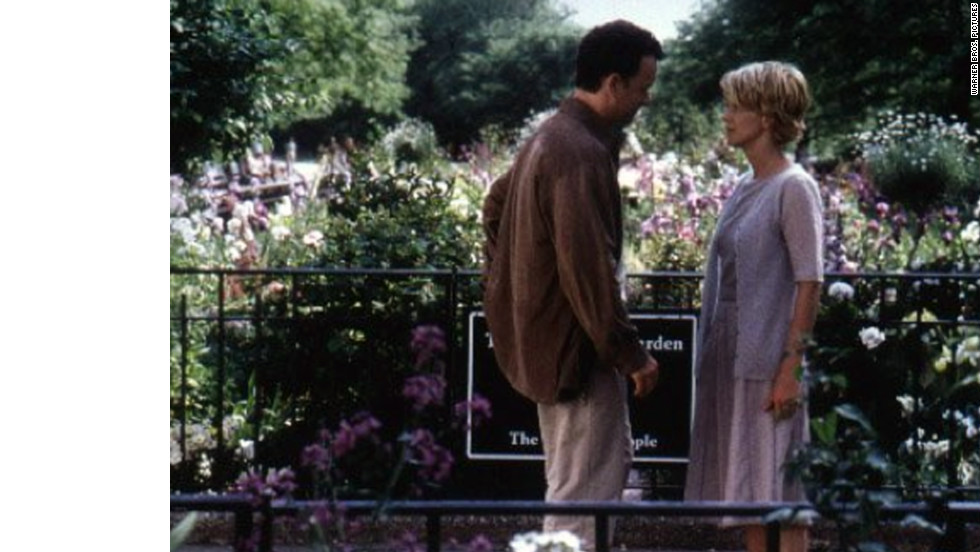 "If 1990's ""Joe Versus the Volcano"" didn't sell you on the chemistry of Meg Ryan and Tom Hanks, surely 1993's ""Sleepless in Seattle"" did the trick. The pair co-starred for a third time in 1998's ""You've Got Mail."""