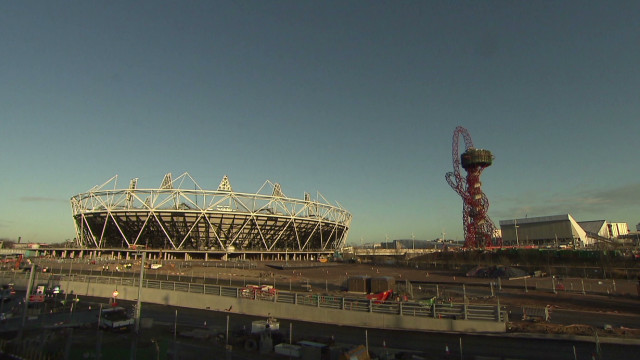 London 2012 sees no white elephants