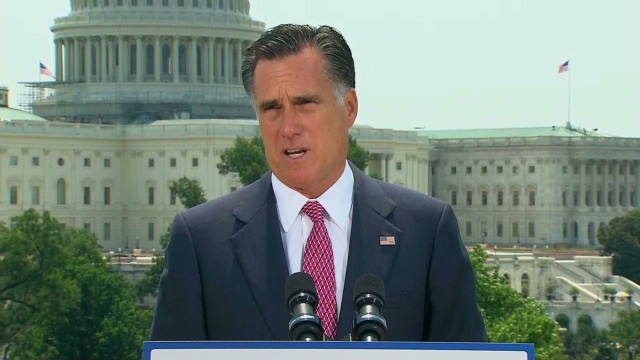 Romney: I'll do what justices didn't