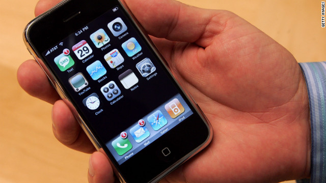 The original iPhone cost $600 or higher and came with only a handful of pre-loaded apps.