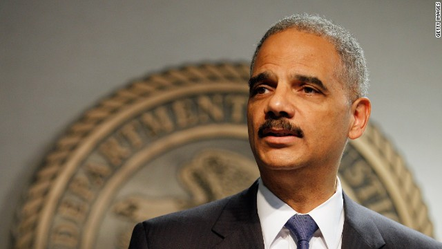 Attorney General Eric Holder says he has had to cut contract spending and training and won't be able to fill open jobs.