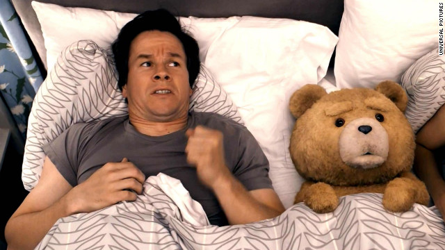 "Mark Wahlberg stars as John in Seth MacFarlane's ""Ted."""
