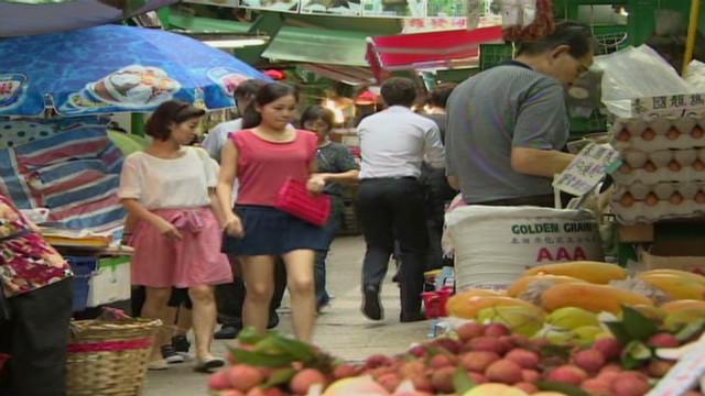 Hong Kong 15 years later