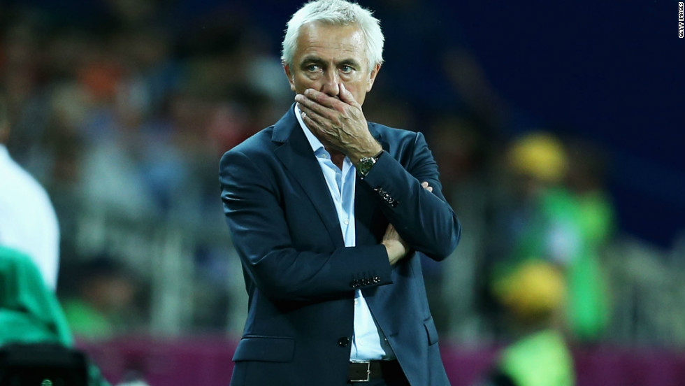 Despite being heralded by some as pre-tournament favorites, the Netherlands endured a miserable campaign, losing all three of their matches in a group which included Germany, Portugal and Denmark. Coach Bert van Marwijk resigned following the country's group-stage exit.