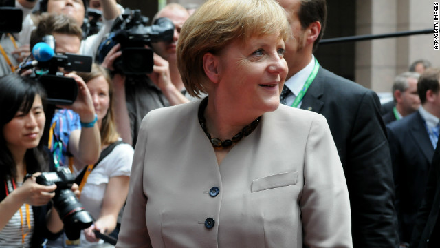 The EU deal for Spain's banks represents a significant concession by German Chancellor Angela Merkel.